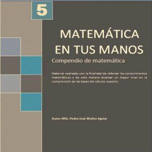 Matemáticas 5to año Muñoz
