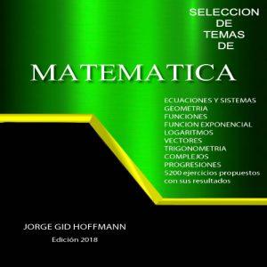 Matemáticas 4to año Hoffmann