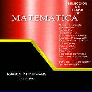 Matemáticas 3er año Hoffmann