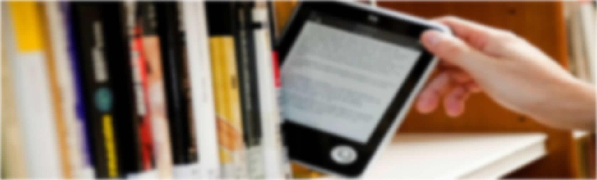 Publicación y venta de libros digitales